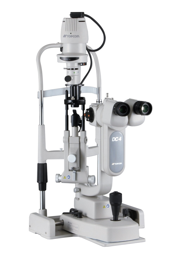 細隙灯顕微鏡(デジタルスリットランプ)
