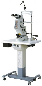 眼科用YAGレーザ手術装置